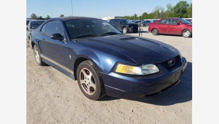 2002 Ford Mustang Coupe for sale 101493211