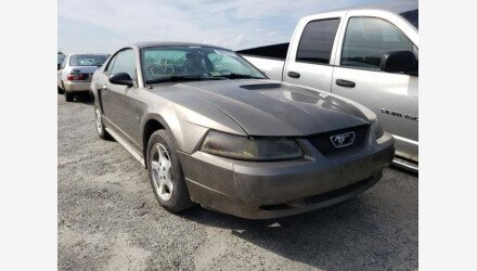 2002 Ford Mustang Coupe for sale 101493218