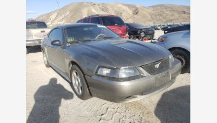2002 Ford Mustang Coupe for sale 101494222