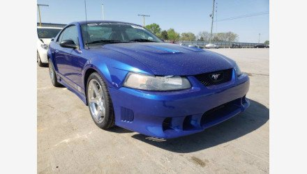 2002 Ford Mustang GT Coupe for sale 101495716