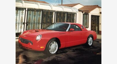 2002 Ford Thunderbird for sale 101065163
