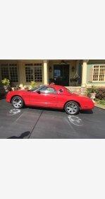 2002 Ford Thunderbird for sale 101125566