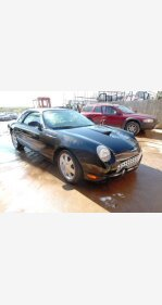 2002 Ford Thunderbird for sale 100291230