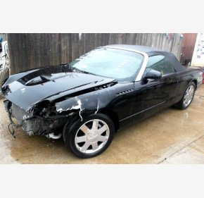 2002 Ford Thunderbird for sale 100292965