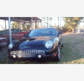 2002 Ford Thunderbird for sale 100956935