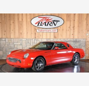 2002 Ford Thunderbird for sale 101114498