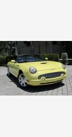 2002 Ford Thunderbird for sale 101170327