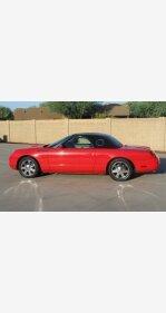 2002 Ford Thunderbird for sale 101201983