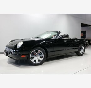 2002 Ford Thunderbird for sale 101229410