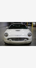 2002 Ford Thunderbird for sale 101241997