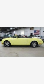 2002 Ford Thunderbird for sale 101283750