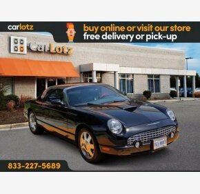 2002 Ford Thunderbird for sale 101332323