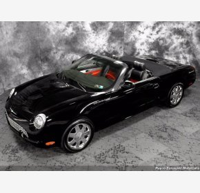 2002 Ford Thunderbird for sale 101339457