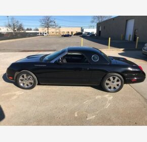 2002 Ford Thunderbird for sale 101345936