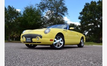 2002 Ford Thunderbird for sale 101355407