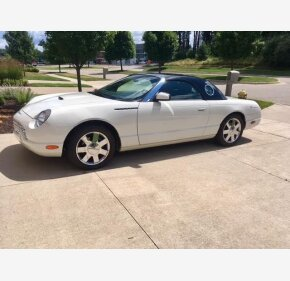 2002 Ford Thunderbird for sale 101356218