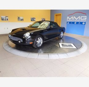 2002 Ford Thunderbird for sale 101380788