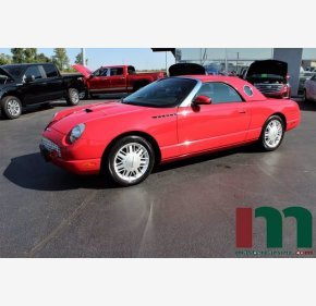 2002 Ford Thunderbird for sale 101383944