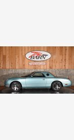 2002 Ford Thunderbird for sale 101392129