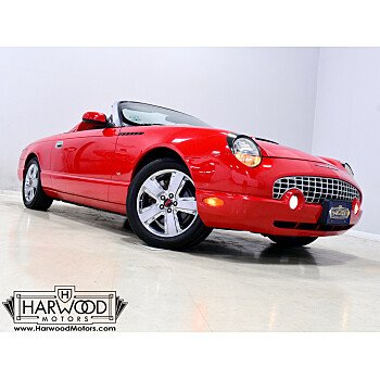 2002 Ford Thunderbird for sale 101406139