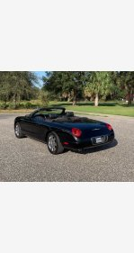 2002 Ford Thunderbird for sale 101407323