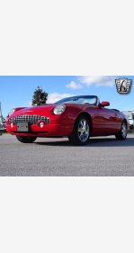 2002 Ford Thunderbird for sale 101427739