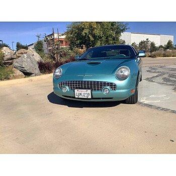 2002 Ford Thunderbird for sale 101428853