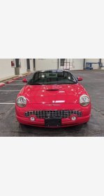 2002 Ford Thunderbird for sale 101437411