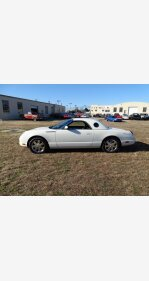 2002 Ford Thunderbird for sale 101439045