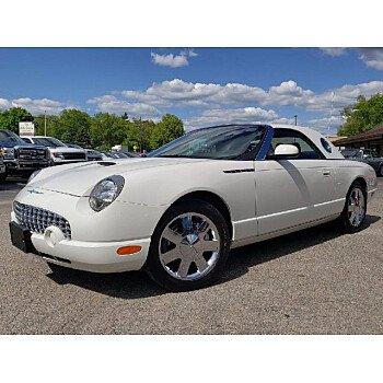 2002 Ford Thunderbird for sale 101516896
