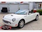 2002 Ford Thunderbird for sale 101542934