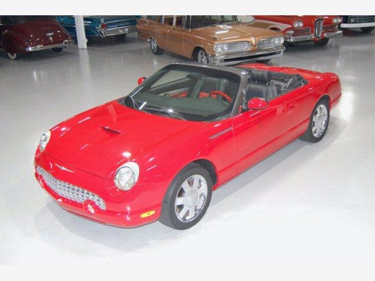 2002 Ford Thunderbird for sale 101547389