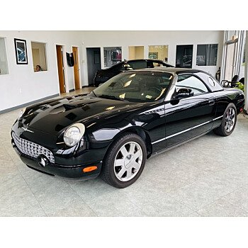 2002 Ford Thunderbird for sale 101556240