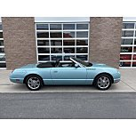2002 Ford Thunderbird for sale 101594400