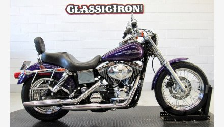 2002 Harley-Davidson Dyna Low Rider for sale 200700358
