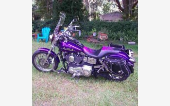 2002 Harley-Davidson Dyna Low Rider for sale 200800699