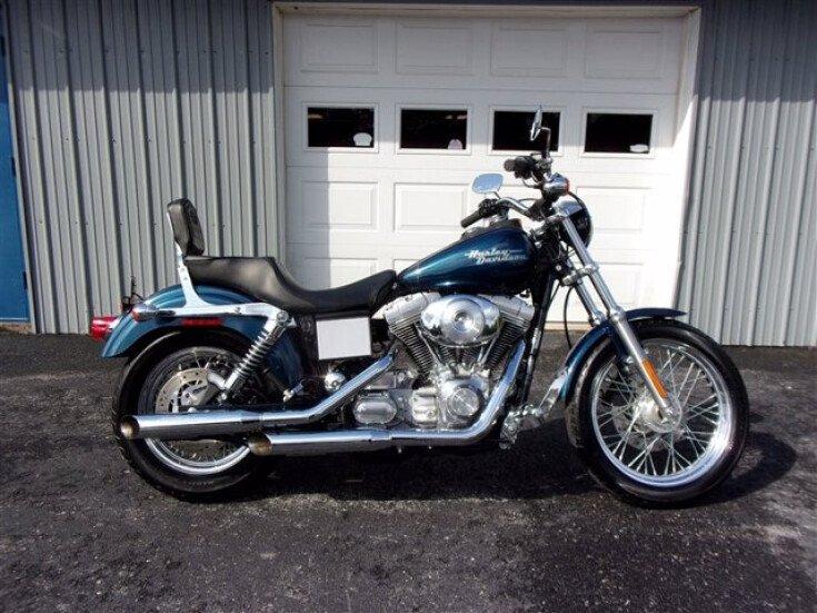 2002 Harley-Davidson Dyna for sale 201173489
