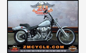 2002 Harley-Davidson Softail for sale 200438828