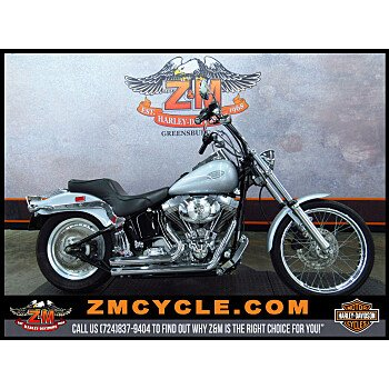 2002 Harley-Davidson Softail for sale 200438828