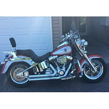 2002 Harley-Davidson Softail for sale 200510365