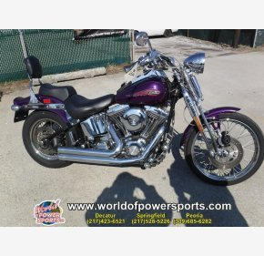 2002 Harley-Davidson Softail for sale 200710456