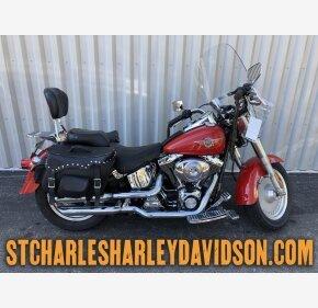 2002 Harley-Davidson Softail for sale 200812803