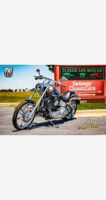 2002 Harley-Davidson Softail for sale 200945985