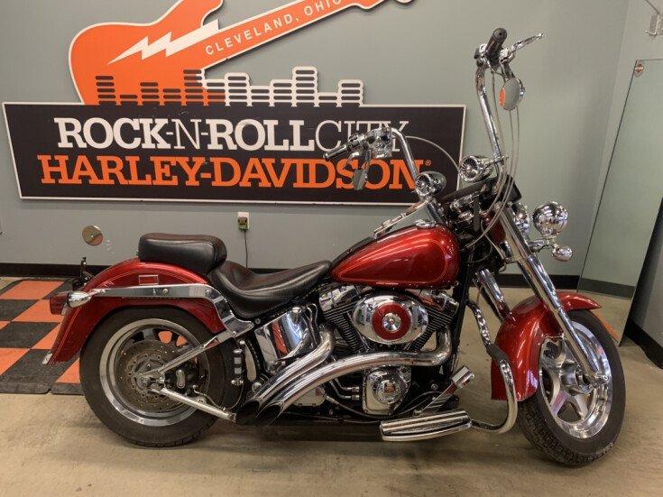 2002 Harley-Davidson Softail for sale 201072919