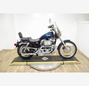 2002 Harley-Davidson Sportster for sale 200660732