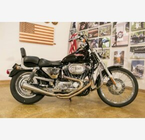 2002 Harley-Davidson Sportster for sale 200807835