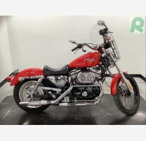 2002 Harley-Davidson Sportster for sale 200840334