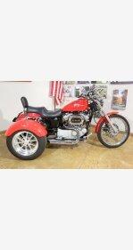 2002 Harley-Davidson Sportster for sale 200950255