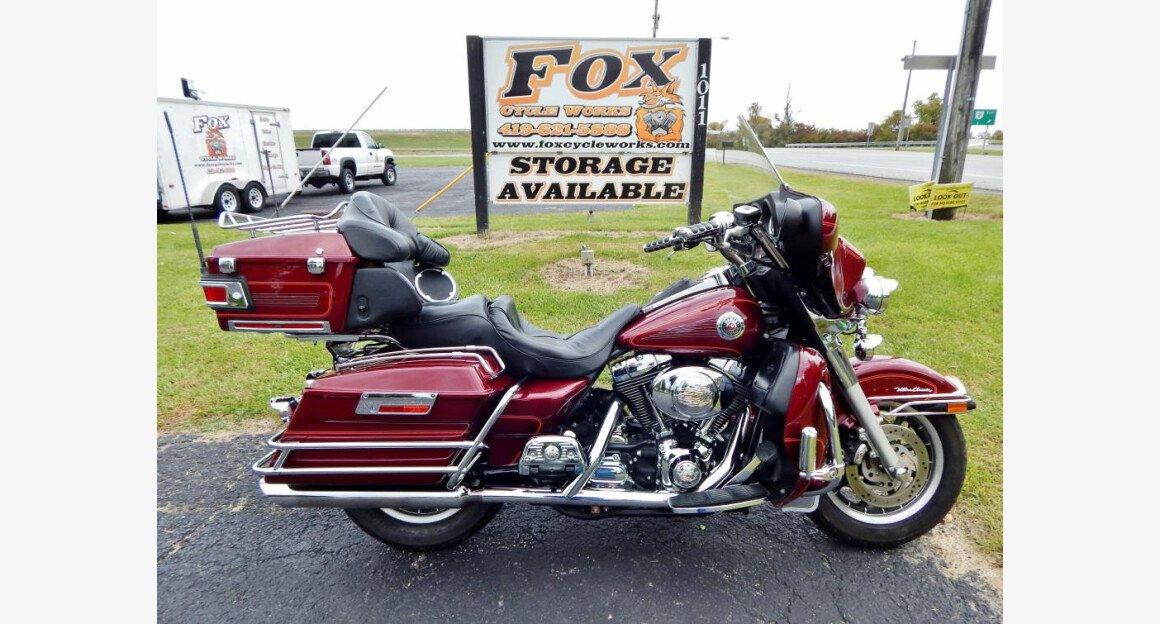 2002 Harley-Davidson Touring for sale 200647023