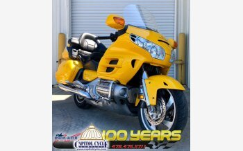 2002 Honda Gold Wing for sale 200659612